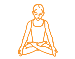Icon Padmasana